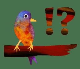 COLLAGE vol.1 -birds- sticker #3131139
