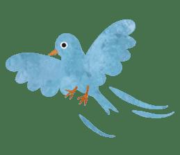 COLLAGE vol.1 -birds- sticker #3131145