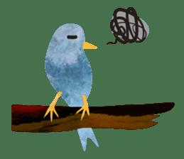 COLLAGE vol.1 -birds- sticker #3131146
