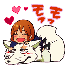 Gingitsune Gintaroh and Shinshi version