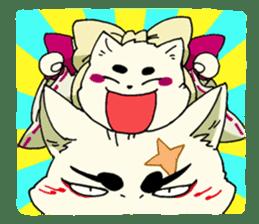 Gingitsune Gintaroh and Shinshi version sticker #3137521