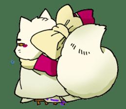Gingitsune Gintaroh and Shinshi version sticker #3137527