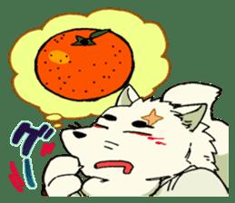 Gingitsune Gintaroh and Shinshi version sticker #3137536