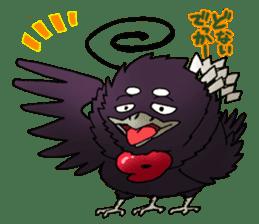 Gingitsune Gintaroh and Shinshi version sticker #3137541