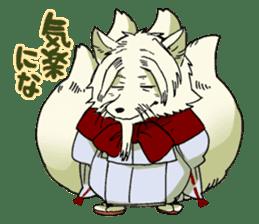 Gingitsune Gintaroh and Shinshi version sticker #3137544