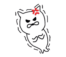 Seal and Cat sticker #3142760