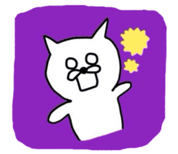 Seal and Cat sticker #3142790