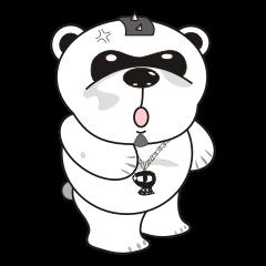 Funny Moro P Bear