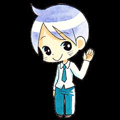 "confeito boy ""hoshi-kun"" vol.1"