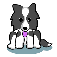 "The Border Collie ""Luppy"""