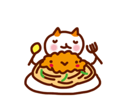 What you eat? sticker #3167591