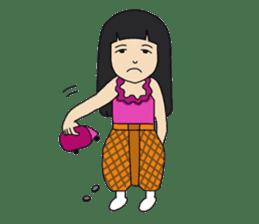 Chom-Poo sticker #3168282