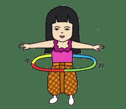 Chom-Poo sticker #3168296