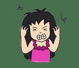 Chom-Poo sticker #3168297