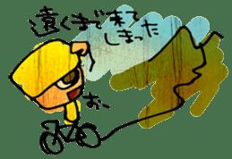 Sticker for CYCLIST part 2 sticker #3176212