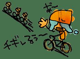 Sticker for CYCLIST part 2 sticker #3176214