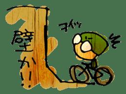 Sticker for CYCLIST part 2 sticker #3176247