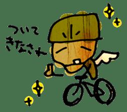Sticker for CYCLIST part 2 sticker #3176250