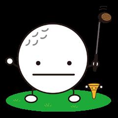 Let's golf together?