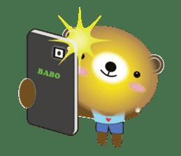 Babo sticker #3179249