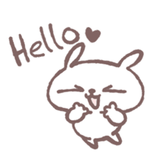 Marshmallow Puppies 4 sticker #3187156