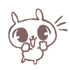 Marshmallow Puppies 4 sticker #3187161