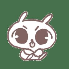 Marshmallow Puppies 4 sticker #3187163