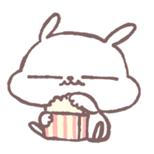 Marshmallow Puppies 4 sticker #3187185