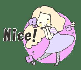 CUTE FRIENDS.(English ver.) sticker #3196383