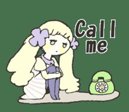 CUTE FRIENDS.(English ver.) sticker #3196395
