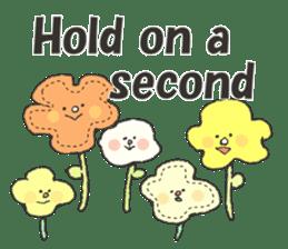 CUTE FRIENDS.(English ver.) sticker #3196397