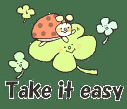 CUTE FRIENDS.(English ver.) sticker #3196400