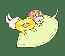 CUTE FRIENDS.(English ver.) sticker #3196402