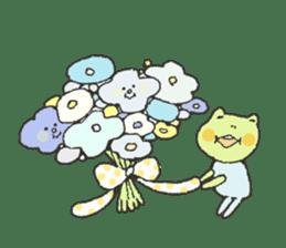 CUTE FRIENDS.(English ver.) sticker #3196408
