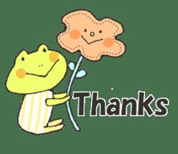 CUTE FRIENDS.(English ver.) sticker #3196410