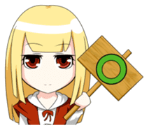 Yandere & Funny Friends (Ver. Daily)_JP sticker #3198149