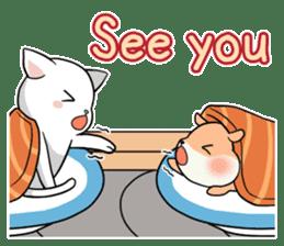Sushi Animal English edition sticker #3205093