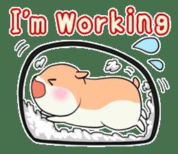 Sushi Animal English edition sticker #3205126
