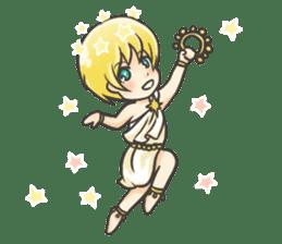 Twinkle Star Boy sticker #3209155