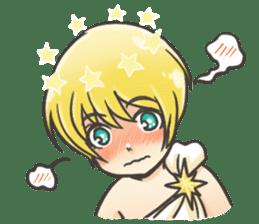 Twinkle Star Boy sticker #3209158