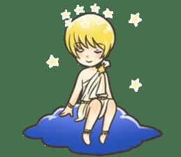 Twinkle Star Boy sticker #3209159