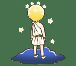 Twinkle Star Boy sticker #3209160