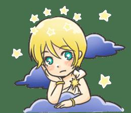 Twinkle Star Boy sticker #3209174