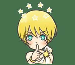 Twinkle Star Boy sticker #3209175