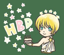 Twinkle Star Boy sticker #3209183