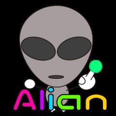 Alian kid