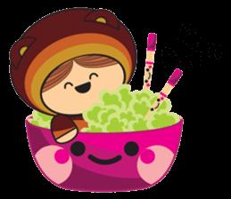 Lilipops - Yoko sticker #3220781