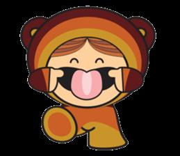 Lilipops - Yoko sticker #3220784