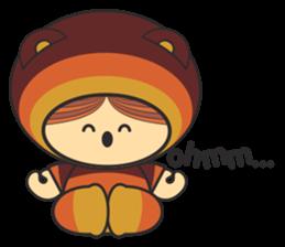 Lilipops - Yoko sticker #3220790