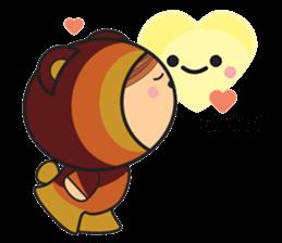 Lilipops - Yoko sticker #3220791